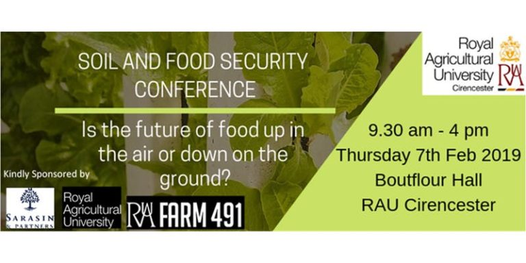 soil & food security conference