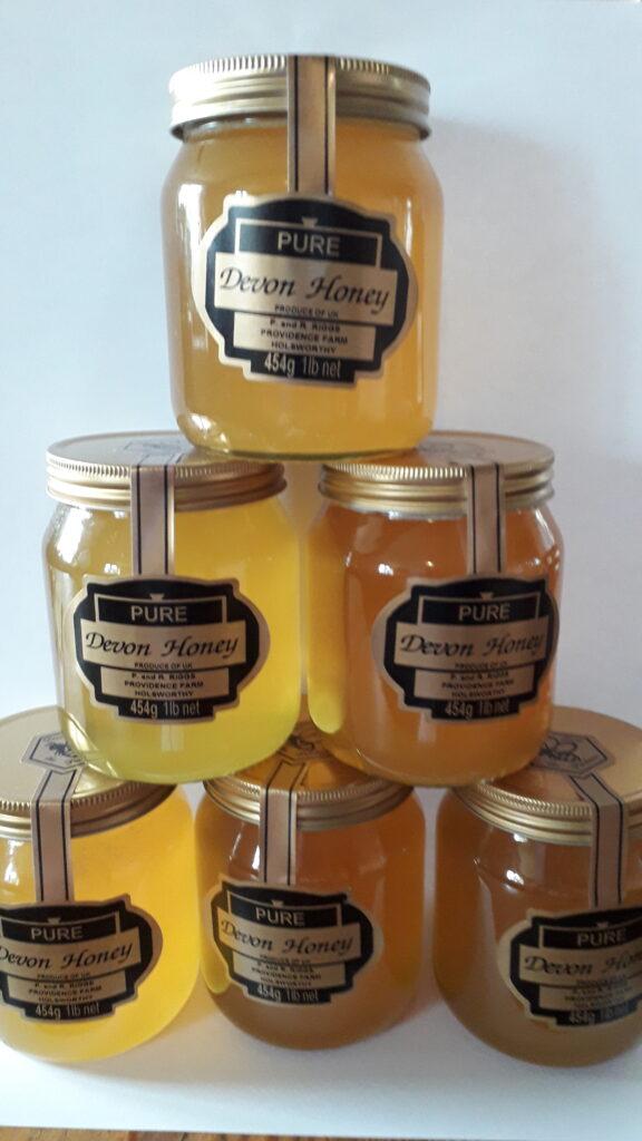 honey stack