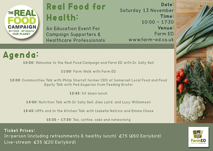 Real Food Event